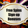 fssub 100x100 - Free Spins Casino Sign-Up Bonus Tips
